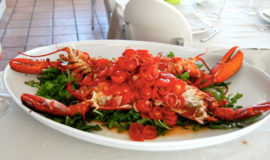 lobster catalan-style