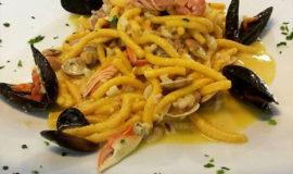 seafood passatelli