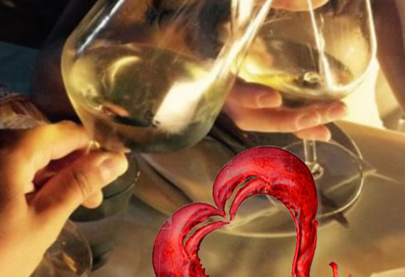 A San Valentino cenetta di pesce, in riva al mare!