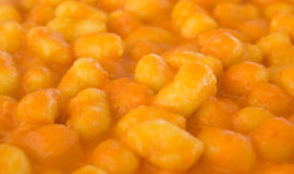 gnocchi with curry sauce