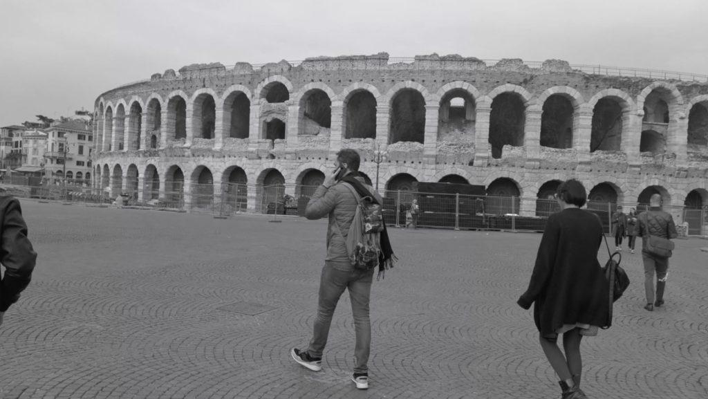 In visita a Verona